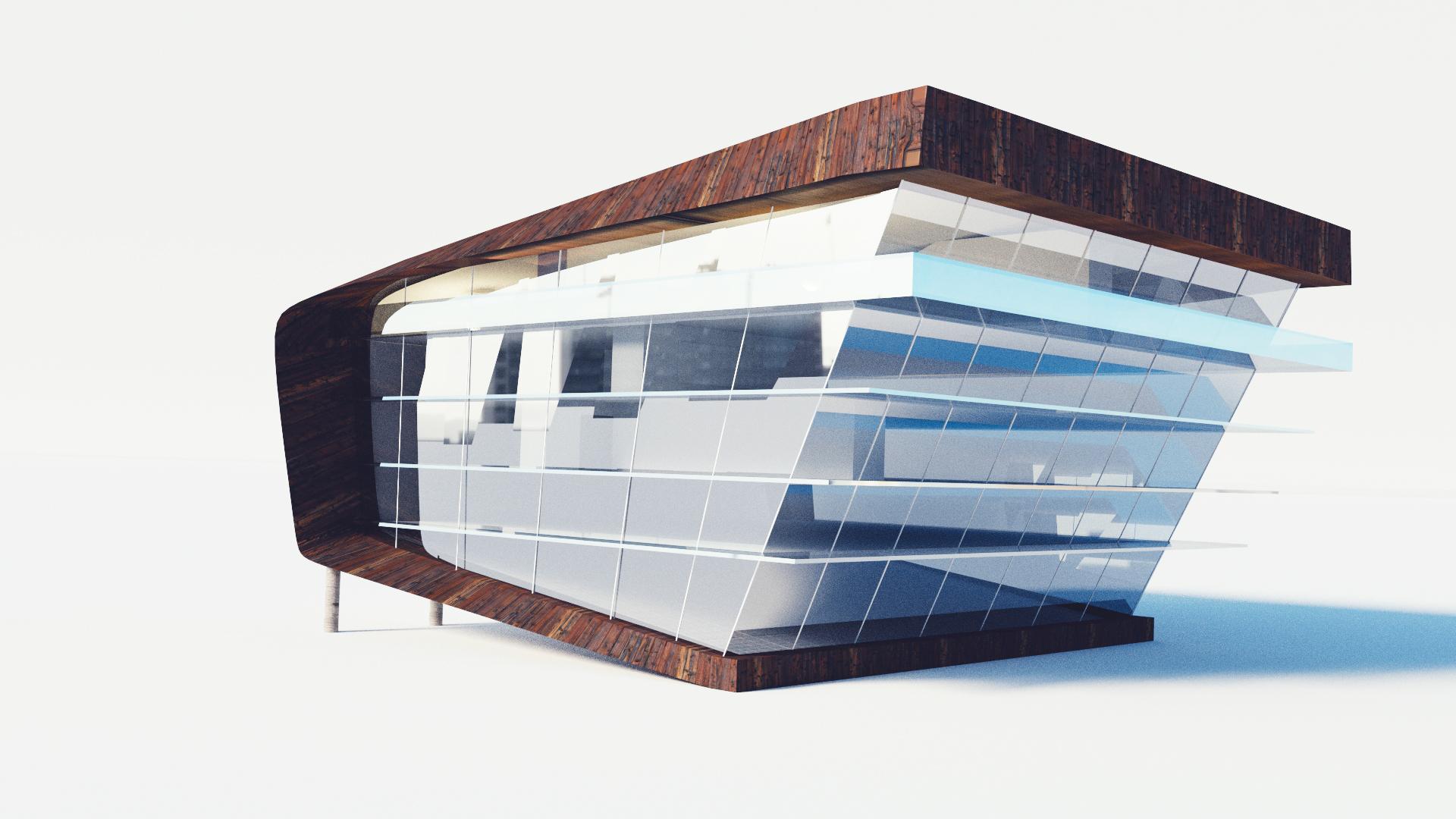 modul architektur